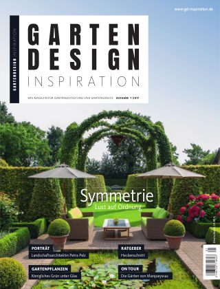 GARTENDESIGN INSPIRATION 1/2017