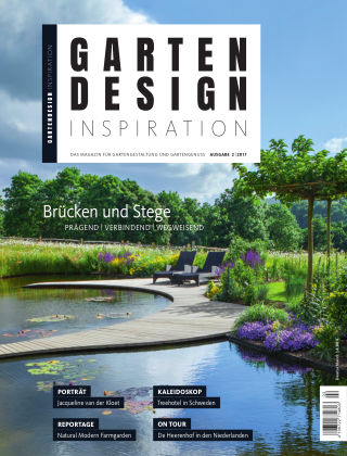 GARTENDESIGN INSPIRATION 2/2017