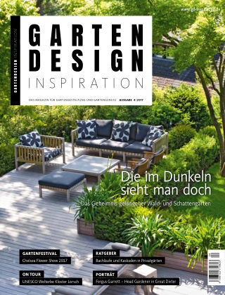 GARTENDESIGN INSPIRATION 4/2017