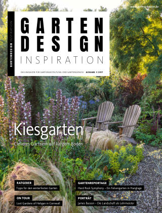 GARTENDESIGN INSPIRATION 5/2017