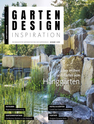 GARTENDESIGN INSPIRATION 5/2018