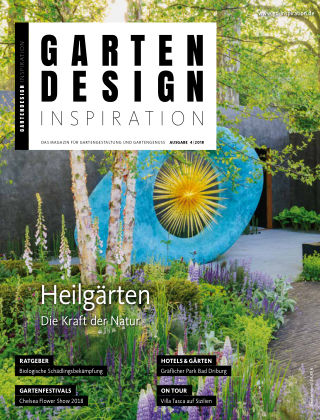 GARTENDESIGN INSPIRATION 4/2018