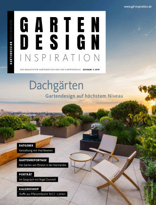 GARTENDESIGN INSPIRATION 2/2019