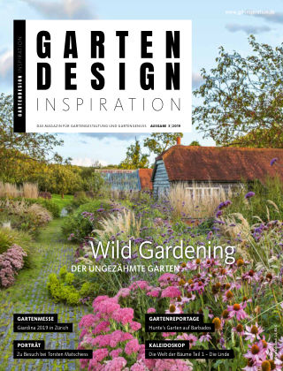 GARTENDESIGN INSPIRATION 3/2019