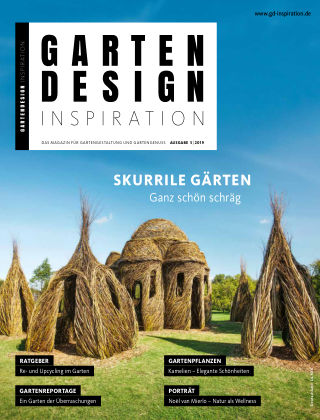 GARTENDESIGN INSPIRATION 5/2019