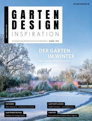 GARTENDESIGN INSPIRATION 1/2020