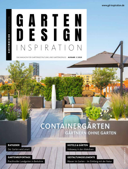 GARTENDESIGN INSPIRATION March 24, 2020 00:00