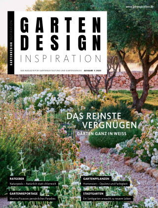 GARTENDESIGN INSPIRATION 3/2020