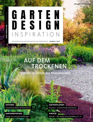GARTENDESIGN INSPIRATION 4/2020