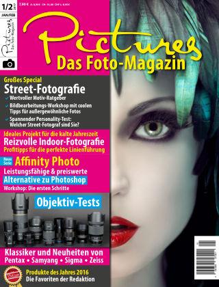 Pictures - Das Foto-Magazin Nr 01/02 2017