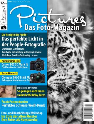 Pictures - Das Foto-Magazin Nr 12 2016