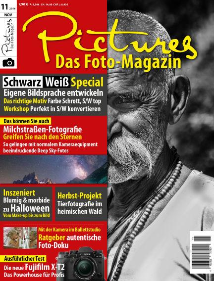 Pictures - Das Foto-Magazin October 18, 2016 00:00