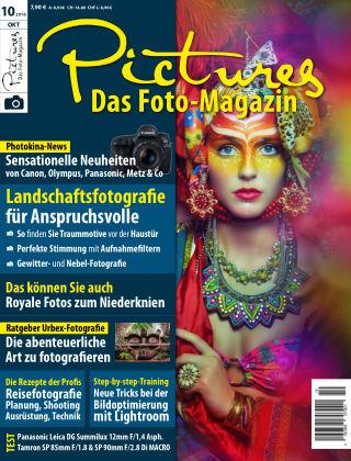 Pictures - Das Foto-Magazin Nr 10 2016