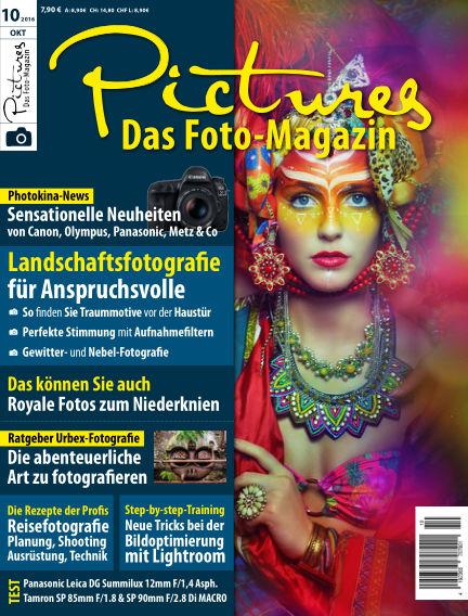 Pictures - Das Foto-Magazin September 20, 2016 00:00