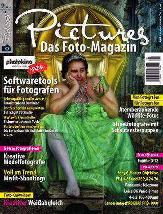 Pictures - Das Foto-Magazin Nr 09 2016