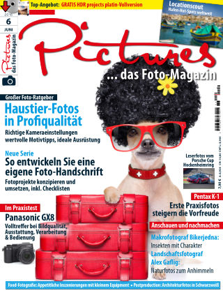 Pictures - Das Foto-Magazin Nr 06 2016