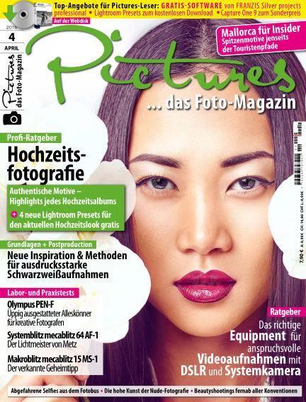 Pictures - Das Foto-Magazin March 18, 2016 00:00