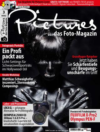 Pictures - Das Foto-Magazin Nr 03 2016