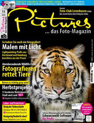 Pictures - Das Foto-Magazin Nr 11 2015