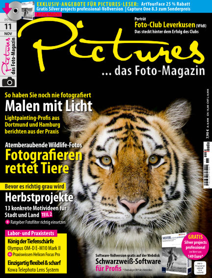 Pictures - Das Foto-Magazin October 23, 2015 00:00