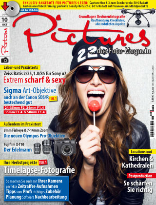 Pictures - Das Foto-Magazin Nr 10 2015
