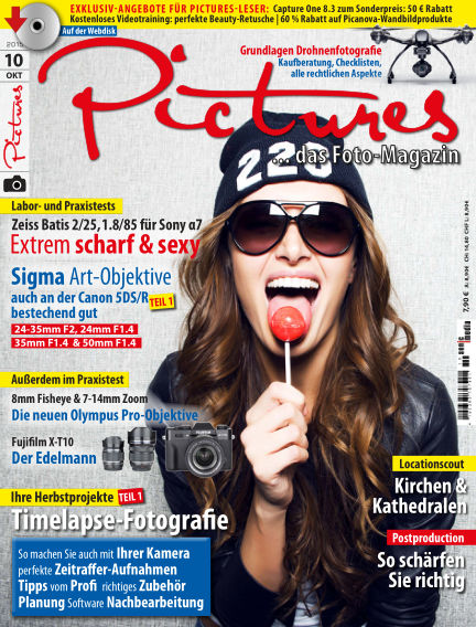 Pictures - Das Foto-Magazin September 18, 2015 00:00