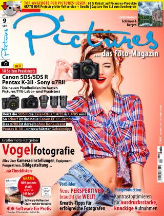 Pictures - Das Foto-Magazin Nr 09 2015