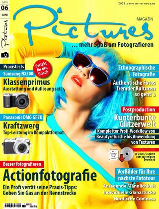 Pictures - Das Foto-Magazin Nr 06 2015