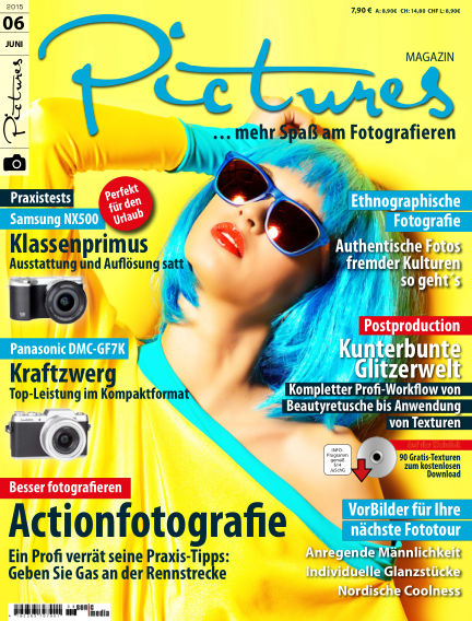 Pictures - Das Foto-Magazin May 22, 2015 00:00