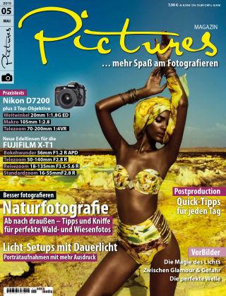 Pictures - Das Foto-Magazin Nr 05 2015