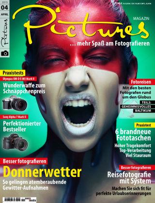 Pictures - Das Foto-Magazin Nr 04 2015