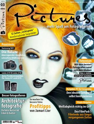 Pictures - Das Foto-Magazin Nr 03 2015