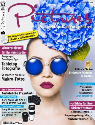 Pictures - Das Foto-Magazin Nr 01-02 2015