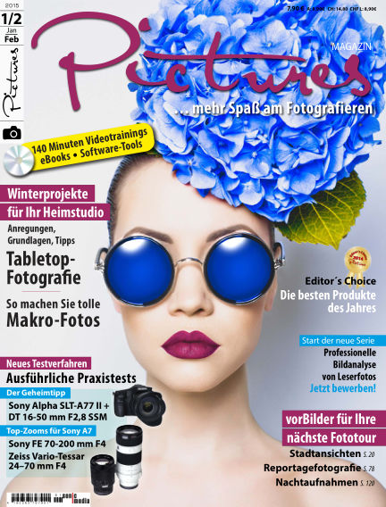 Pictures - Das Foto-Magazin December 19, 2014 00:00