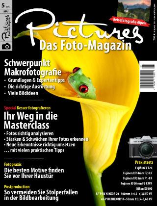 Pictures - Das Foto-Magazin Nr 05 2017