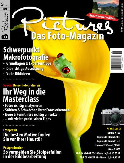 Pictures - Das Foto-Magazin April 19, 2017 00:00