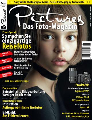 Pictures - Das Foto-Magazin Nr 06 2017
