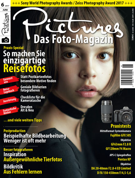 Pictures - Das Foto-Magazin May 17, 2017 00:00