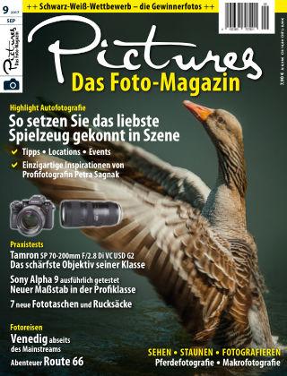 Pictures - Das Foto-Magazin Nr 09 2017
