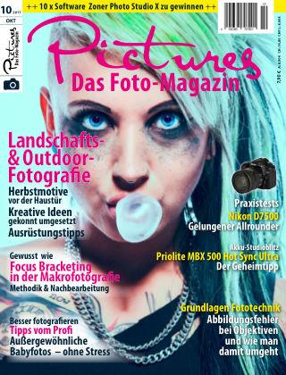 Pictures - Das Foto-Magazin Nr 10 2017