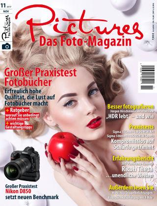 Pictures - Das Foto-Magazin Nr 11 2017