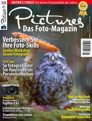 Pictures - Das Foto-Magazin Nr 01-02 2018