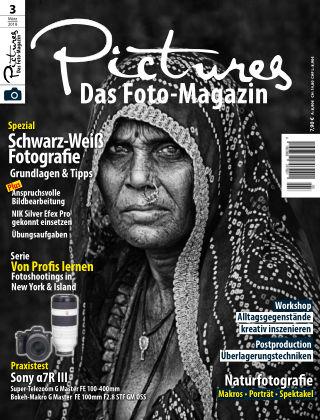 Pictures - Das Foto-Magazin Nr 03 2018