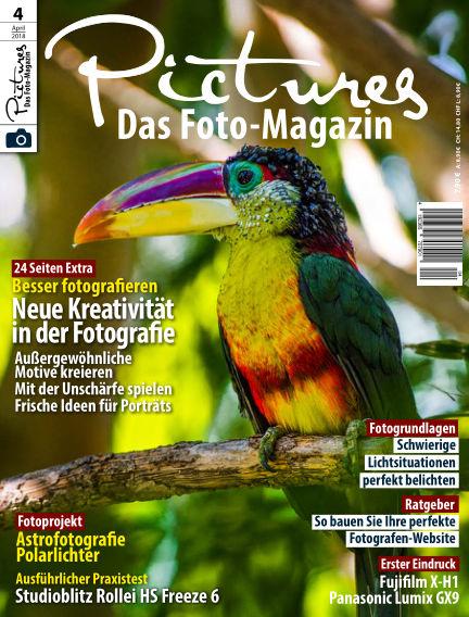Pictures - Das Foto-Magazin March 20, 2018 00:00