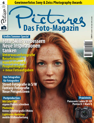 Pictures - Das Foto-Magazin Nr 06 2018
