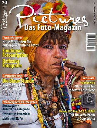 Pictures - Das Foto-Magazin Nr 07-08 2018