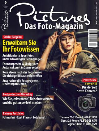 Pictures - Das Foto-Magazin Nr 09 2018