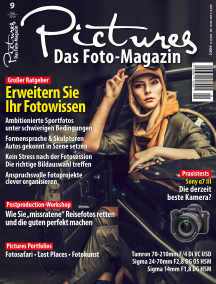 Pictures - Das Foto-Magazin August 21, 2018 00:00