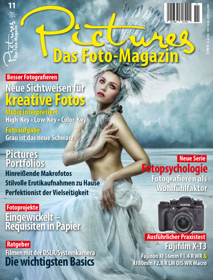 Pictures - Das Foto-Magazin October 16, 2018 00:00
