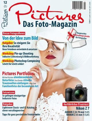 Pictures - Das Foto-Magazin Nr 12 2018